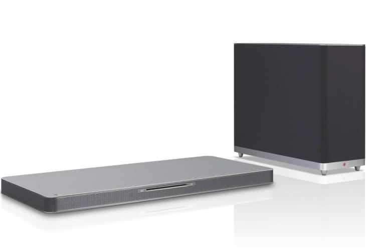 LG SoundPlate LAB540 US release