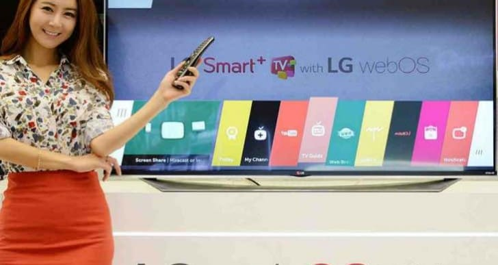 LG TV webOS 2.0 update compatibility confusion