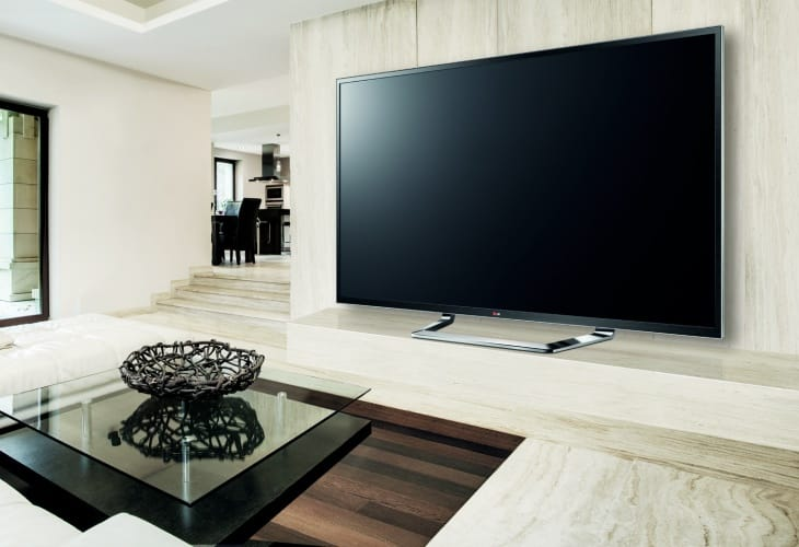 LG Ultra HD TV low-end lineup to expand in 2014