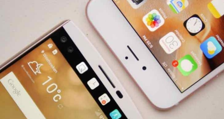 LG V10 Vs Galaxy Note 5, iPhone 6S Plus for specs superiority