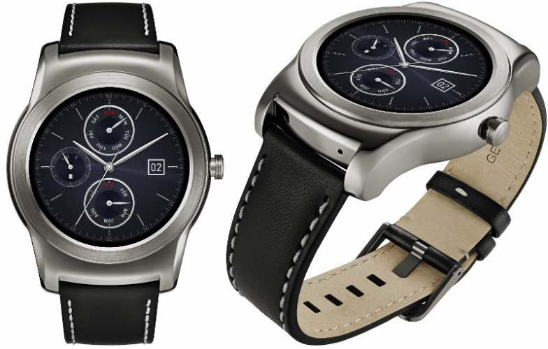 LG Watch Urbane accessories