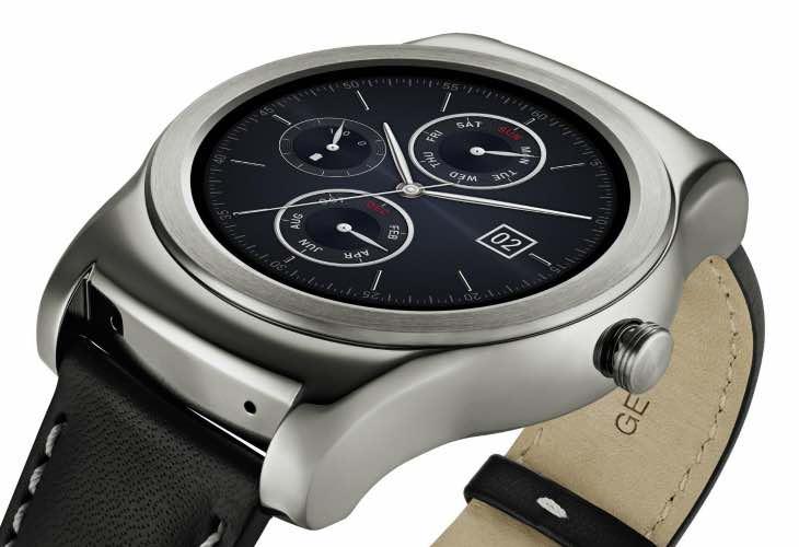 LG Watch Urbane specs