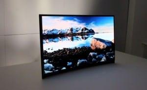 LG vs. Samsung curved OLED TV release – US price unison