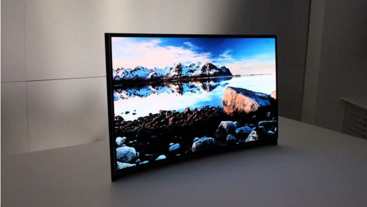LG vs. Samsung curved OLED TV release - US price unison