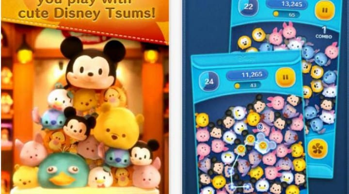 LINE: Disney Tsum Tsum iPhone and Android warnings
