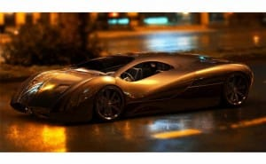 LM2 Streamliner vs. Bugatti Veyron performance figures