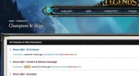 LOL release Braum champion Q&A topics