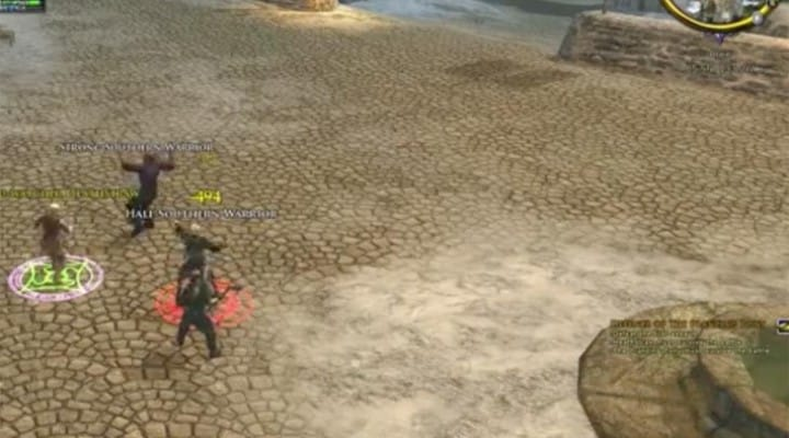 LOTRO update 15 teased with Beorning gameplay