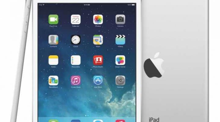Lack of iPad Air 2 cases following CES 2015