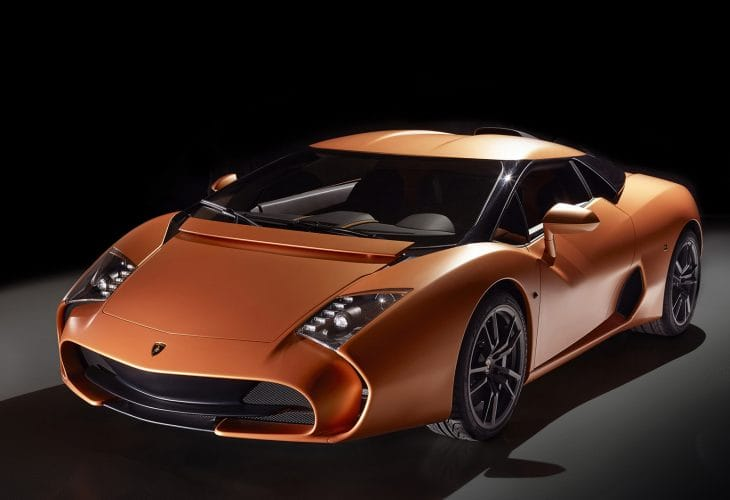 Lamborghini 5-95 Zagato production on the cards