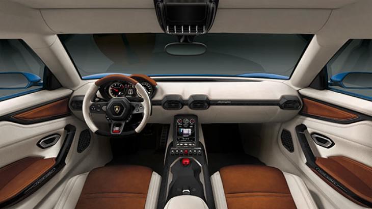 Lamborghini Asterion plug-in Hybrid