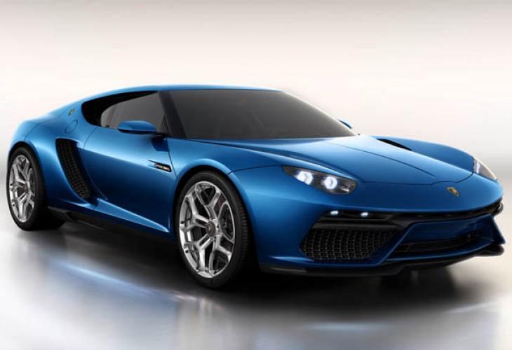 Lamborghini Asterion targets McLaren's P1, Ferrari LaFerrari