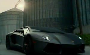Lamborghini Aventador joins Transformers 4 car lineup