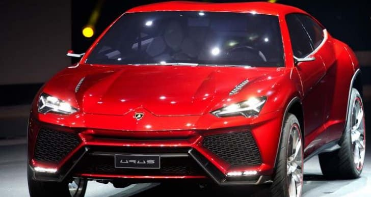 First Lamborghini hybrid model could be Urus SUV