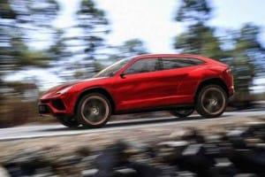 Lamborghini Urus SUV price