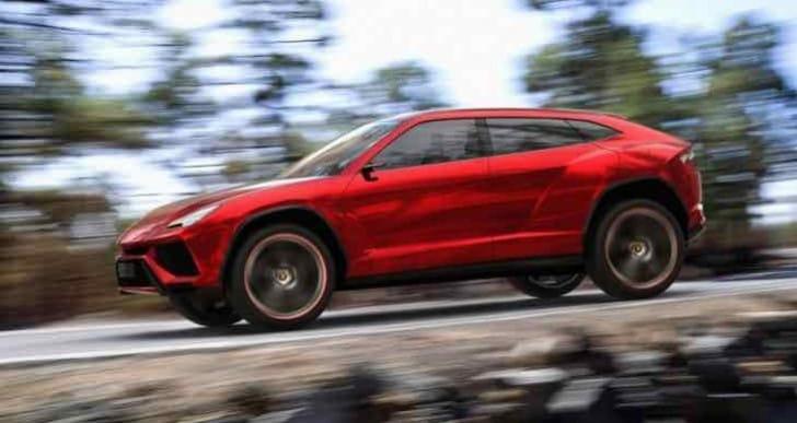 Lamborghini Urus SUV confirmation triggers price concerns