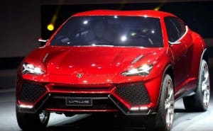 Lamborghini Urus SUV production readiness awaits approval
