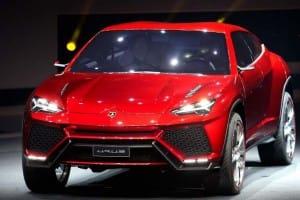 Lamborghini Urus SUV production