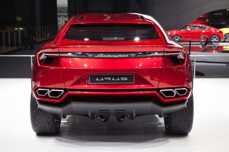Lamborghini Urus SUV production readiness awaits approval