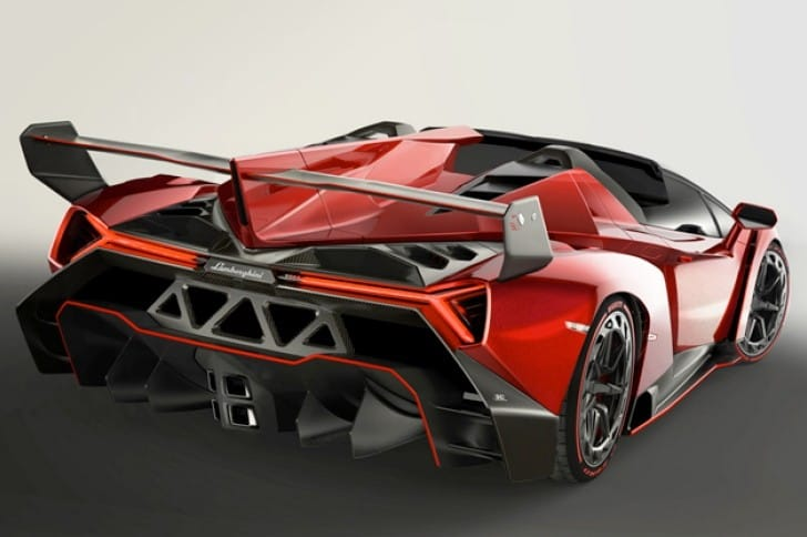 Lamborghini Veneno Roadster price justification