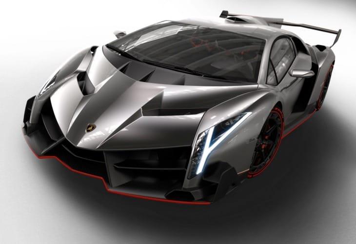 Lamborghini Veneno outrageous