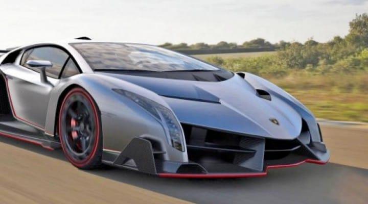 Lamborghini Veneno to oppose Ferrari F150, McLaren P1