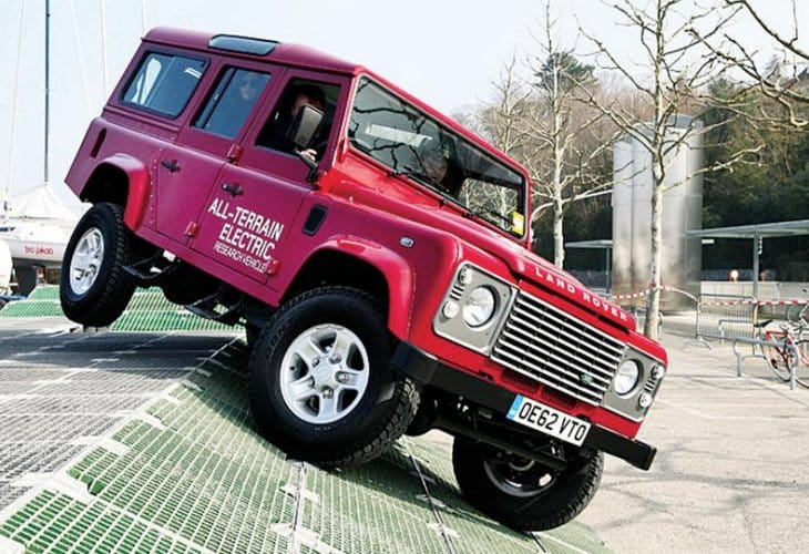 Land Rover Defender EV review shows potential