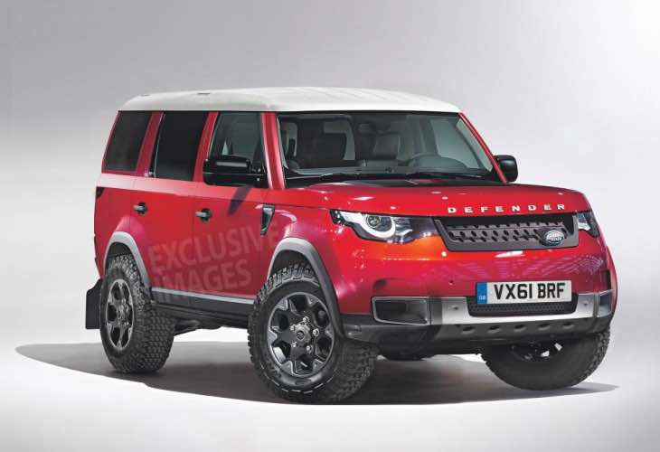 All New Land Rover Defender >> Land Rover Defender replacement with 3 new models – Product Reviews Net