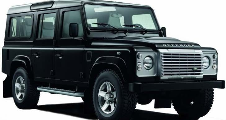 Land Rover Defender resurrected for 2017 release?