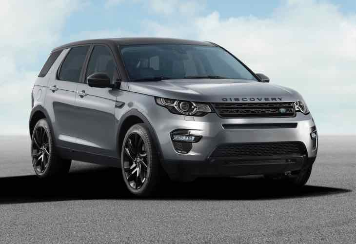 Land Rover Discovery Sport release date in India