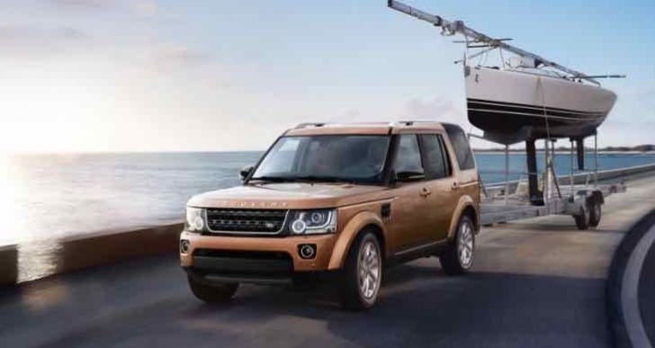 2 new Land Rover Discovery spec levels