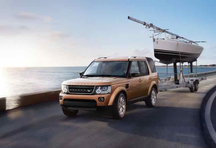 Land Rover Discovery new models