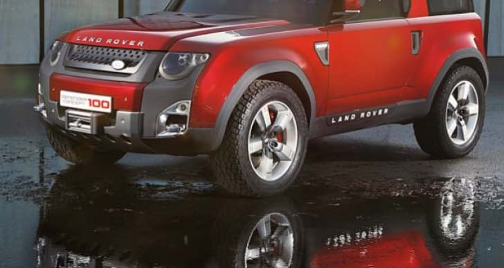 Land Rover discusses next Defender design