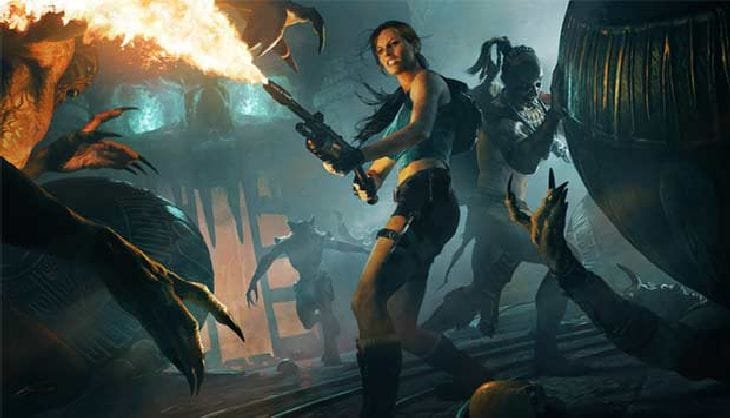 iOS devices get Lara Croft Reflections game launch