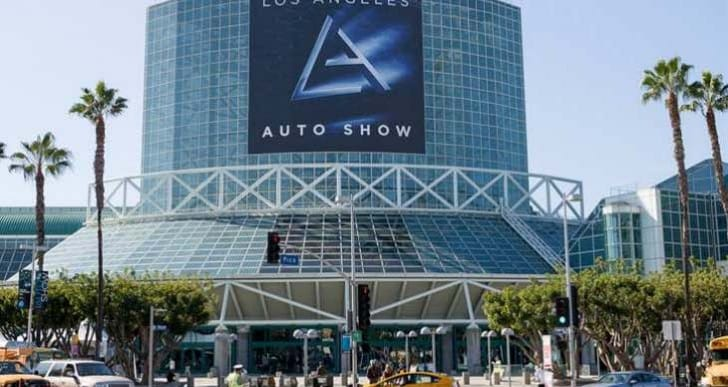 Last minute LA Auto Show tickets post press days