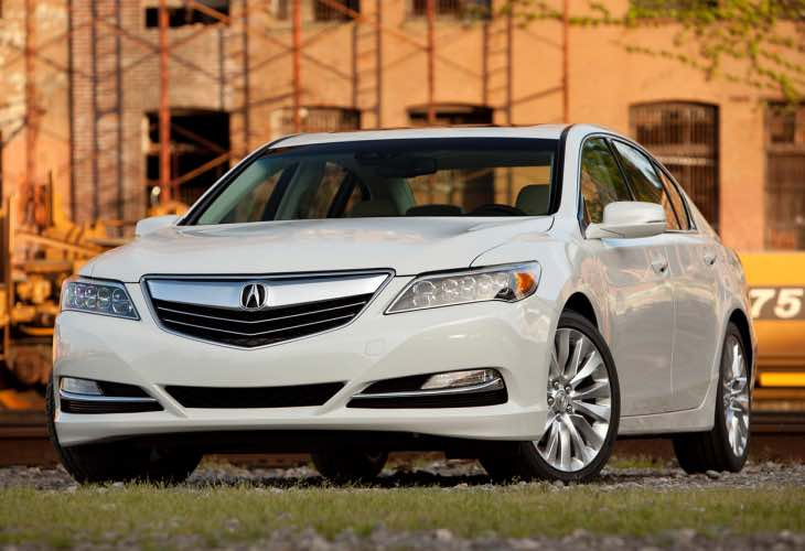 Latest Acura RLX recall fast-tracked