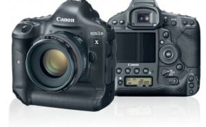 Latest Canon camera recall list includes EOS-1D X and C