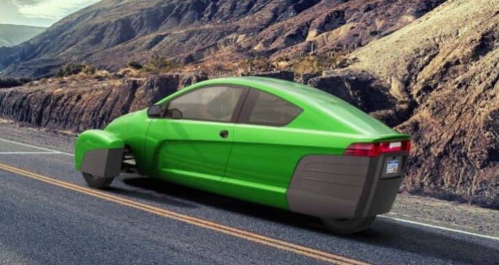 2016 LA Auto Show press days for Elio Motors P5 progress