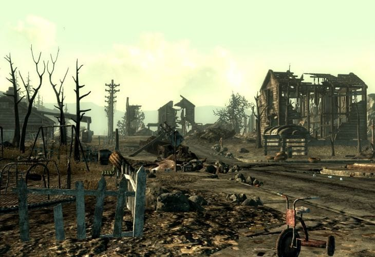 Latest Fallout 4 rumor a case of deja vu