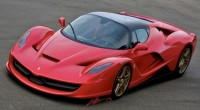 Latest Ferrari Enzo replacement (F150) render fits parameters