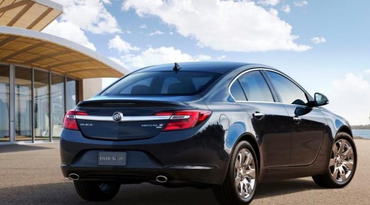Latest GM recall for Buick, Chevy and GMC models