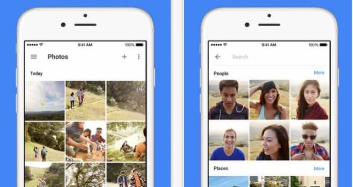 Latest Google Photos update supports Live Photos
