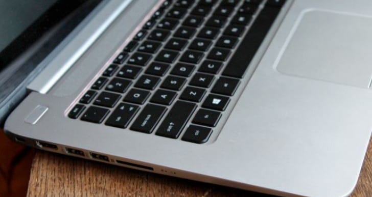 Latest MacBook Air design inspires 2013 HP Envy notebook