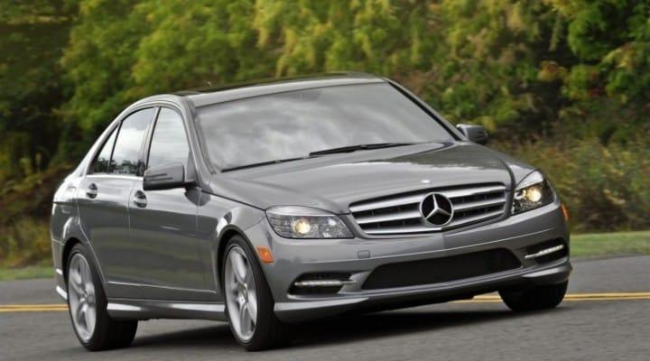 Latest Mercedes recall model list for 2014