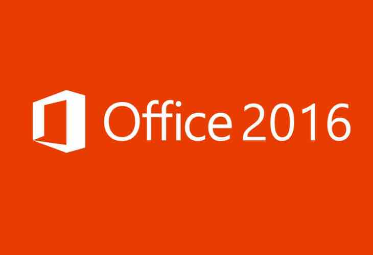 Latest Microsoft Office 2016 update