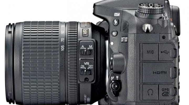 Nikon D7100 review to justify purchase over D600