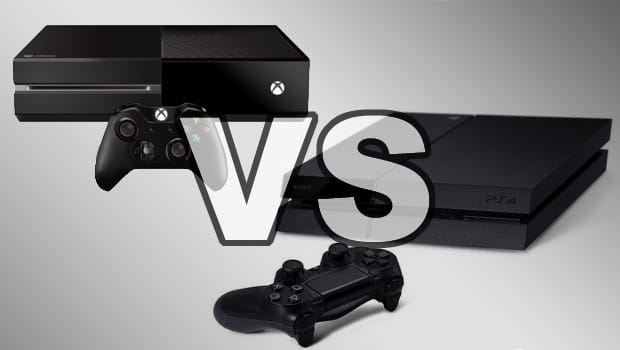 Latest PS4 vs. Xbox One sales figures misleads