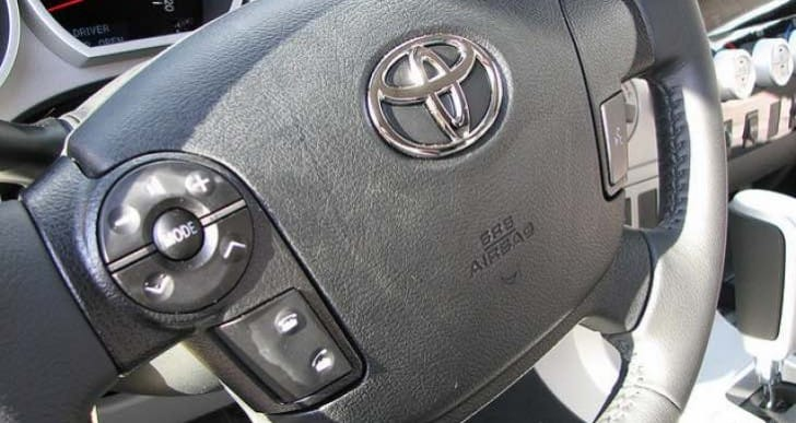 Latest Toyota, Lexus airbag recall news renews VIN model search