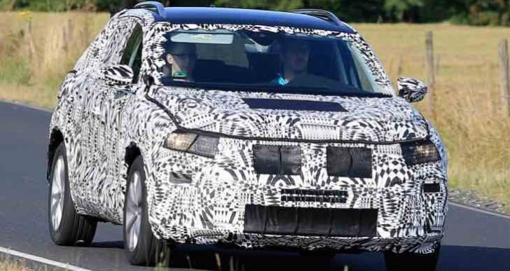 Latest VW Polo SUV exterior design dissected