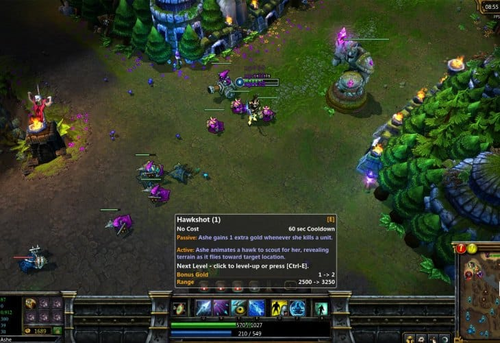 League of Legends 3.14 patch notes prepares for changes